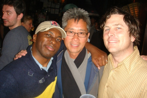 88-Keys, Ted Chu (Chris' Father) & John Dragonetti (The Submarines)