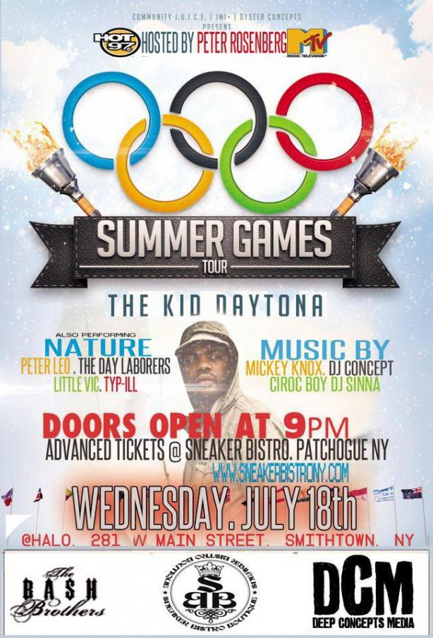 Summer Games Tour