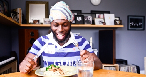 """I Didn't Pray Before I Ate; Don't Let The RL Polo """"Head Wrap"""" Fool You"""